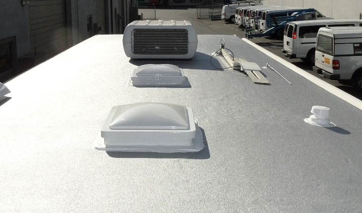 Benefit of RV Roof Coating