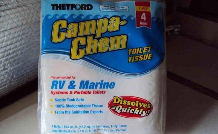 Benefits of RV Toilet Paper