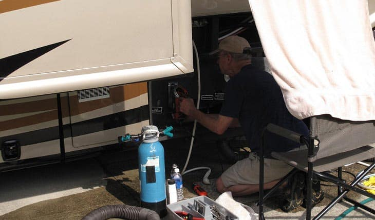 RV Water Softener FAqs