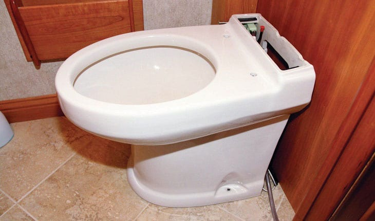 RV toilet faqs