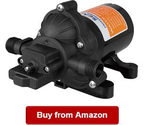 Best RV Water Pump Reviews 2019: Top 12+ Recommended