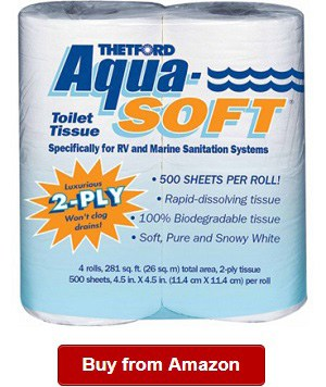 Best RV Toilet Paper Reviews 2018: Top 10+ Recommended