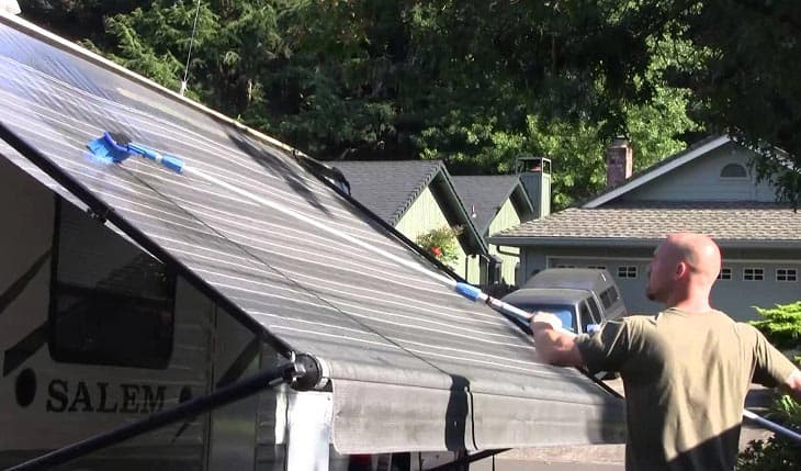 The Best Rv Awning Cleaners For 2019 Reviews By Smartrving