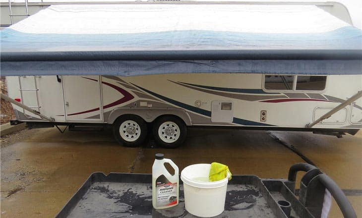 Best RV Awning Cleaners