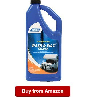 Best RV Wash and Wax Reviews 2019: Top 10+ Recommended
