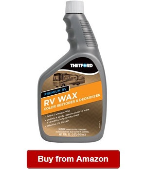 Best RV Wax Reviews 2019: Top 10+ Recommended