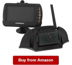 Furrion FOS48TAPK-BL FOS48TAPK-BL FOS48TAPK-BL Wireless High-Speed RV Observation System with Mounting Bracket