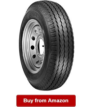 Best Trailer Tire Reviews 2019: Top 12+ Recommended