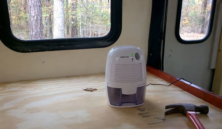 best-dehumidifier-for-rv
