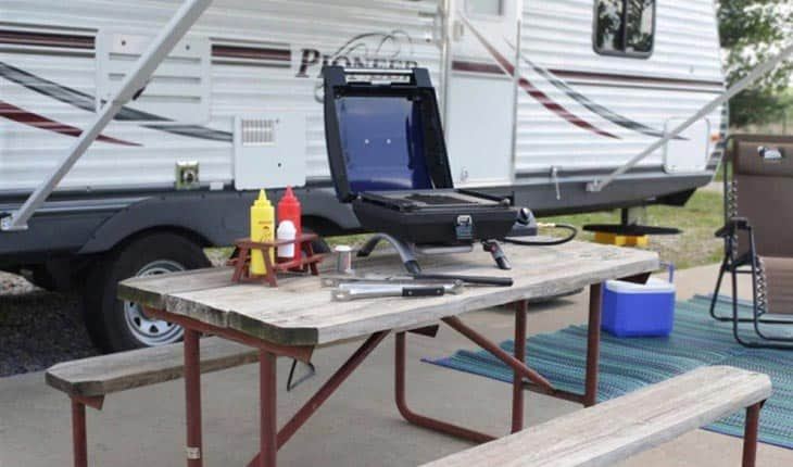 best-grill-for-rv-living