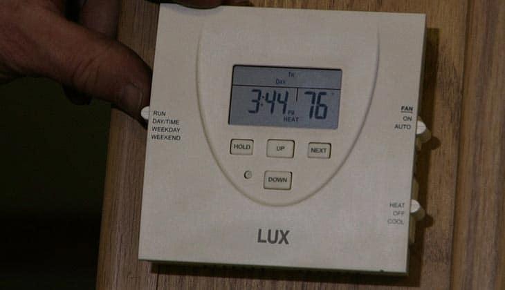 12 volt thermostat