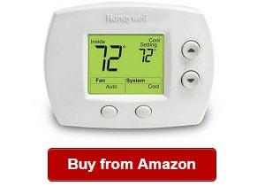 Best RV Thermostat Reviews 2019: Top 12+ Recommended Rv Thermostat Wiring on