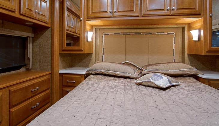 best rv queen mattress
