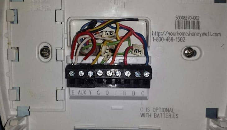 Coleman Mach Thermostat Wiring Diagram 2015 honeywell ... on