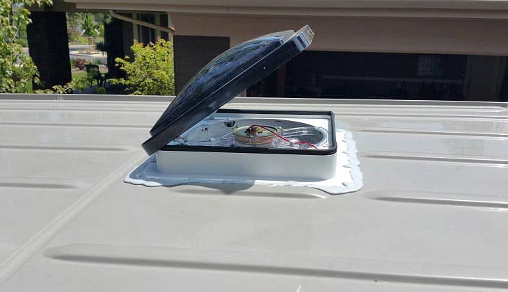 best rv vent fan