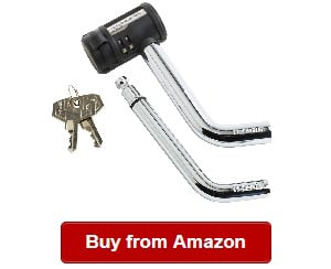 Best Trailer Hitch Lock Reviews 2019: Top 12+ Recommended