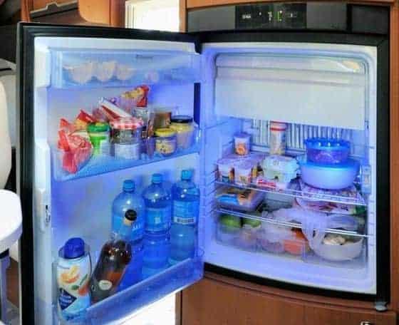 3 way rv refrigerator