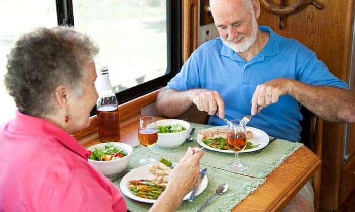 best dinnerware for rv