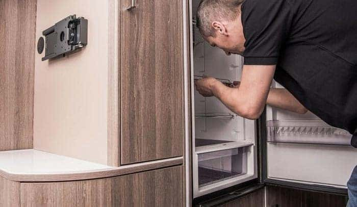 most efficient rv refrigerator