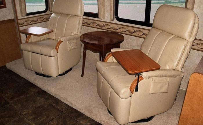 small recliners for rv