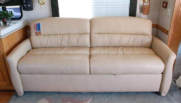 rv couches sleepers