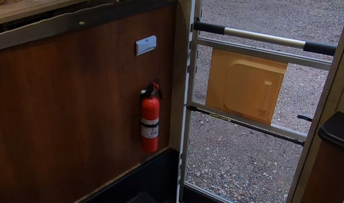 best fire extinguisher for rv