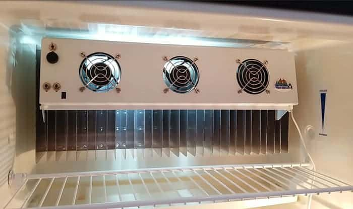 best rv refrigerator fan