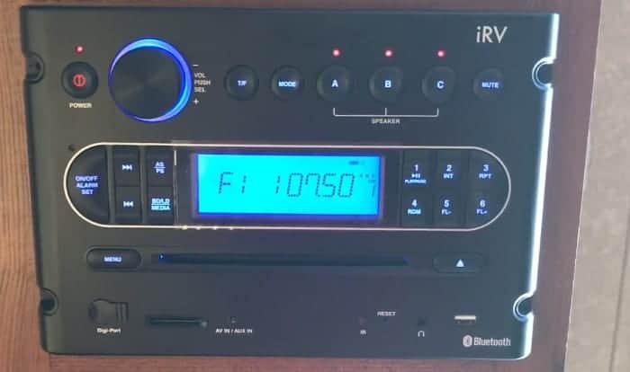 best rv stereo