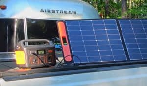 best solar generator for rv