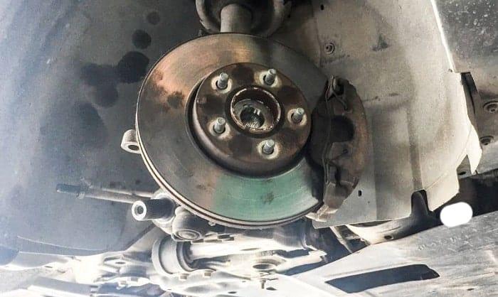 towing-brakes